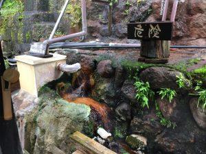 黒川温泉・新明館