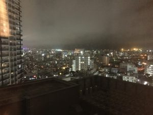 那覇市内の夜景