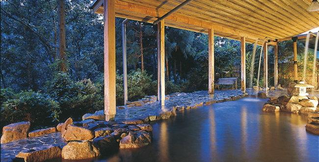 火の谷温泉「美杉リゾート」